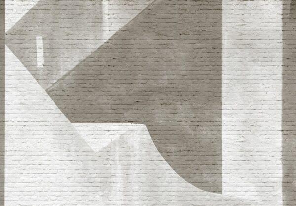 carta da parati algar color seppia