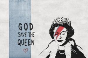 Her majesty blu