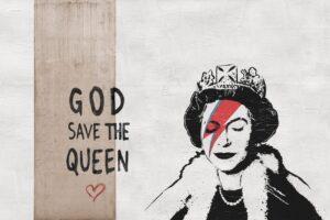 Her majesty seppia