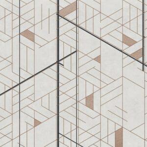 carta da parati sequence colore bianco