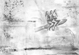 Rocket ride grigio