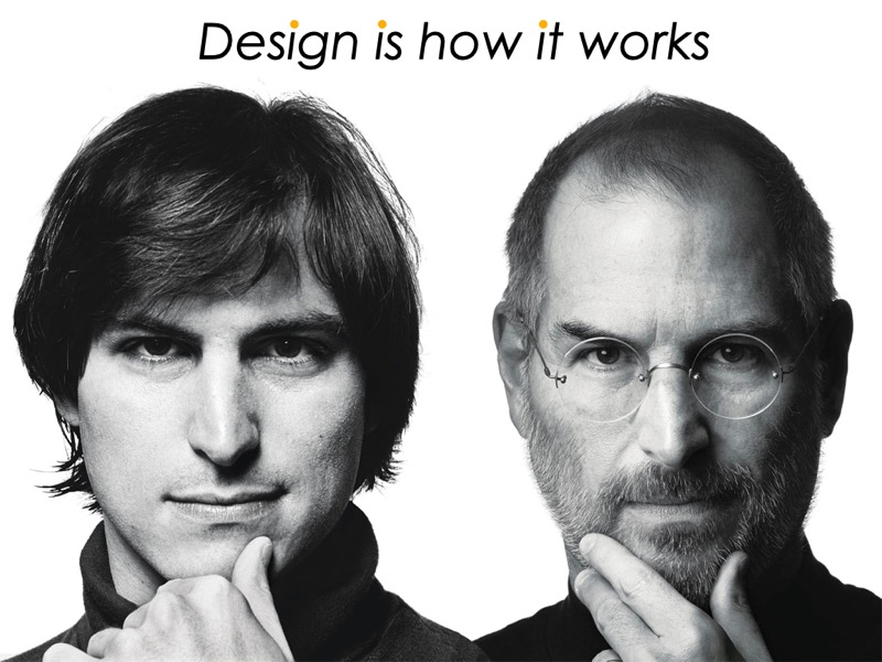 Design is how it work